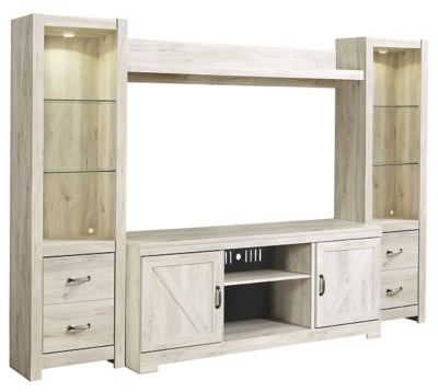 Bellaby 4Piece Entertainment Center