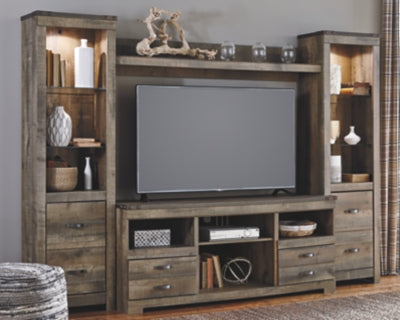 Trinell 4Piece Entertainment Center