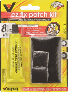 Victor Automotive 22-5-00401-8 Deluxe Patch Repair Kit, Metal/Rubber, 8