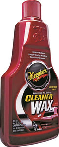Meguiar's A1216 Cleaner Wax, 16 oz