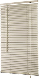 Simple Spaces Mini Blinds, Vinyl, 29-1/2 In. Blind Wdth