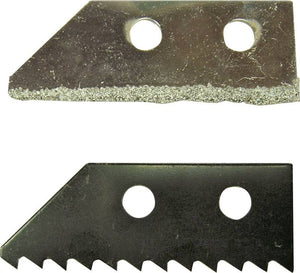 ProSource Grout Remover Blade, For Use With 960.2616 Grout Remover, Steel, Bright Metal