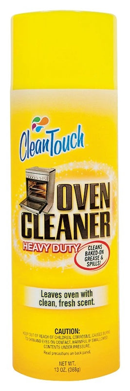 CleanTouch 9648 Oven Cleaner, 13 oz Aerosol Can