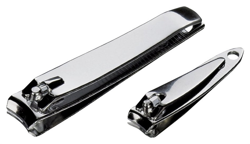 FLP 9324 Nail Clipper, Stainless Steel