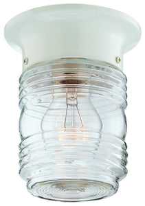 Boston Harbor Dimmable Porch Light, (1) 60/13 W, A19/Cfl Lamp
