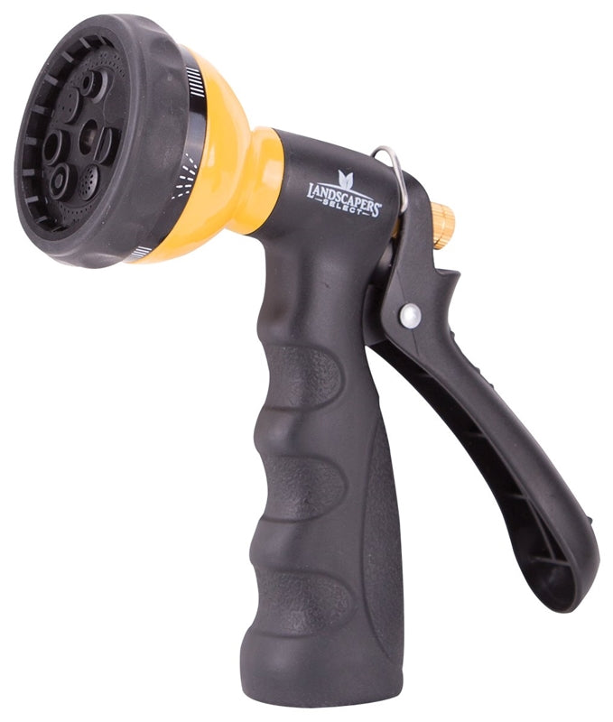 Landscapers Select Spray Nozzle, 8 Pattern Spray, Metal