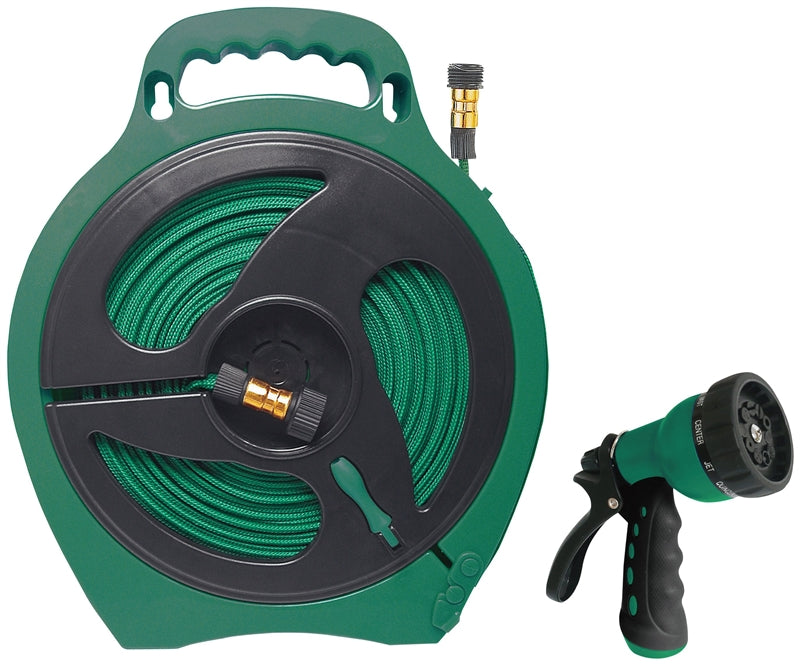 Landscapers Select Lawn & Garden Hose Sets, Flat, 50 Foot