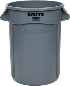 TRASH CAN32GAL BRUTE GRA