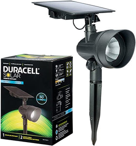 DURACELL CAST METAL SPOT LIGHT 60/48 LUMENS