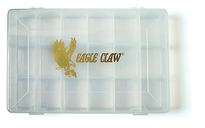 Eagle Claw Utility Plastic Box