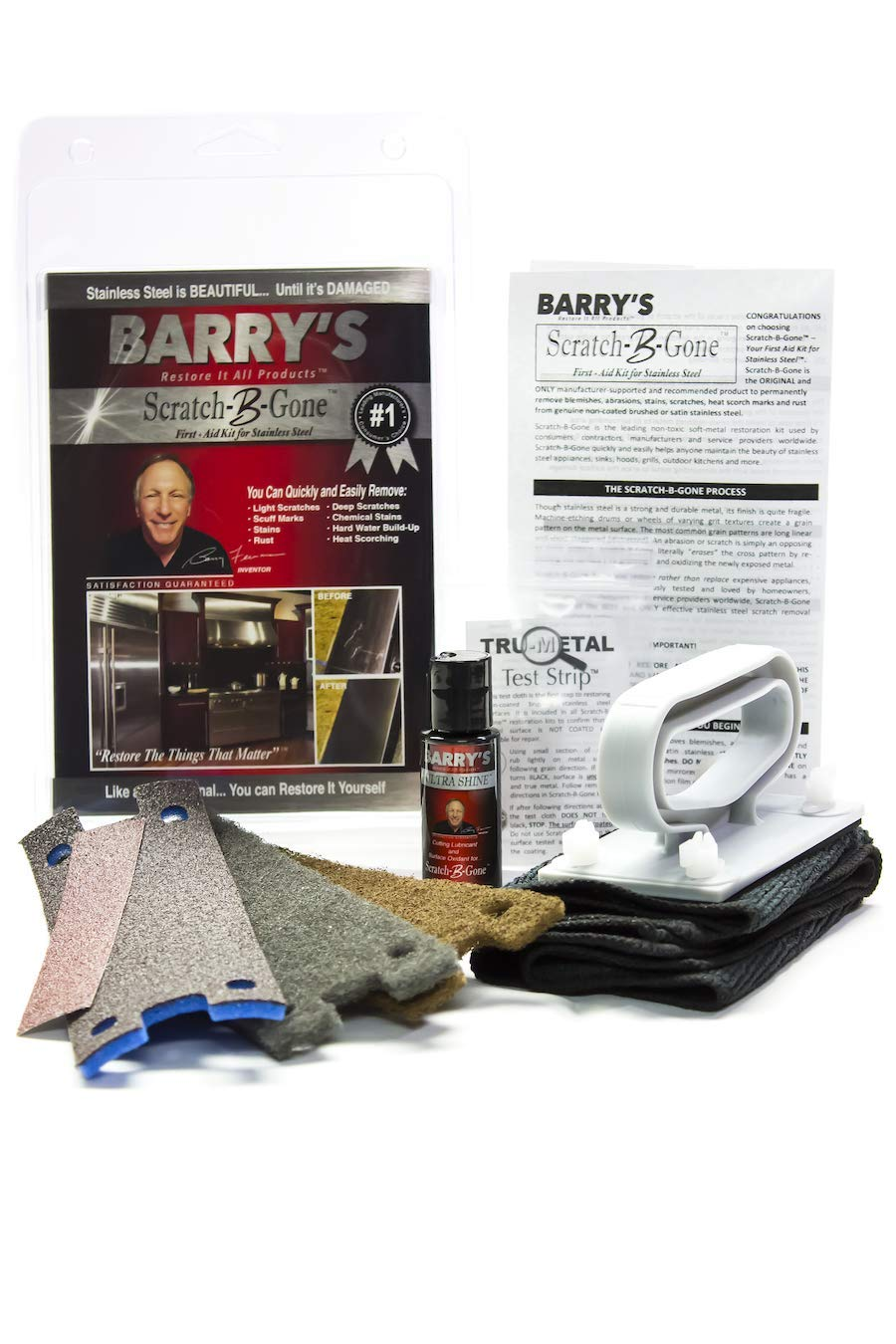 SCRATCH B GONE HOMEOWNER KIT