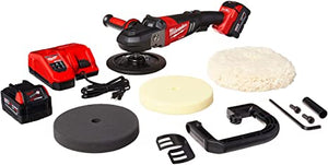 M18 Fuel 7 Invariable Speed Polisher Kit w/Pads