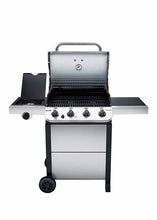 Load image into Gallery viewer, Char-Broil Performance Liquid Propane Grill Stainless Steel 4 burners