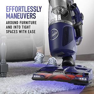 Hoover PowerDrive Pet Bagless Corded HEPA Upright Vacuum