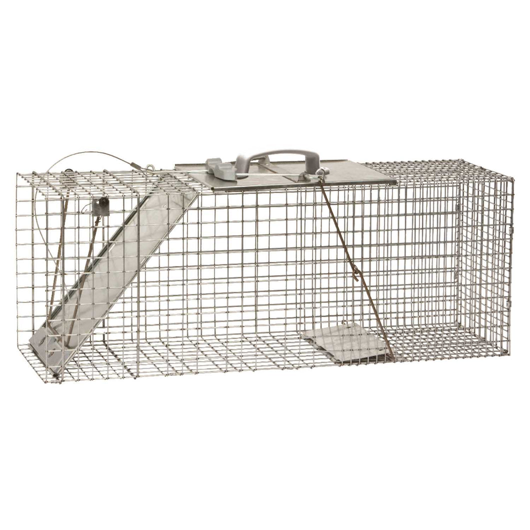 Havahart Live Catch Cage Trap For Cats and Raccoons 1 pk