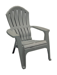 Outdoor Resin Stackable Adirondack Chair