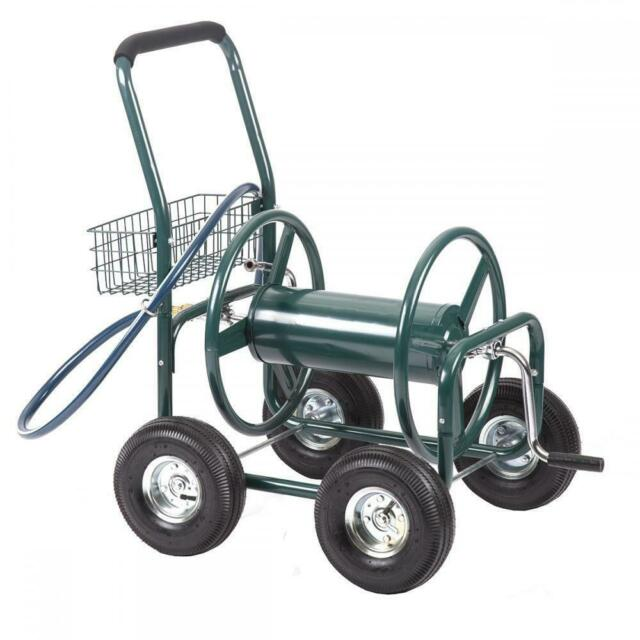 GARDEN HOSE REEL CART 250FT