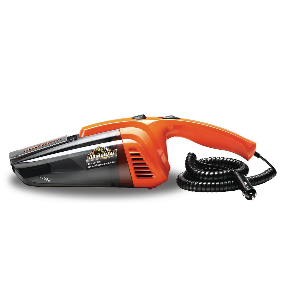 ARMOR ALL 12V CAR VAC W/15'' CORD