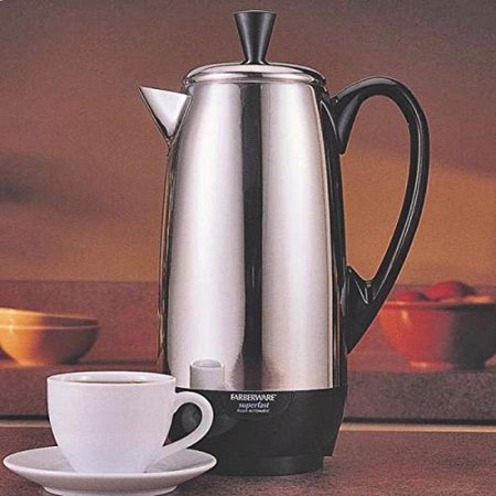 2-12 Stainless Steel Percolator