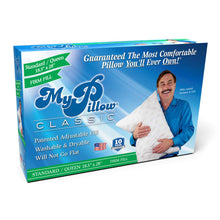 Load image into Gallery viewer, My Pillow As Seen On TV Firm Fill Queen Pillow Foam