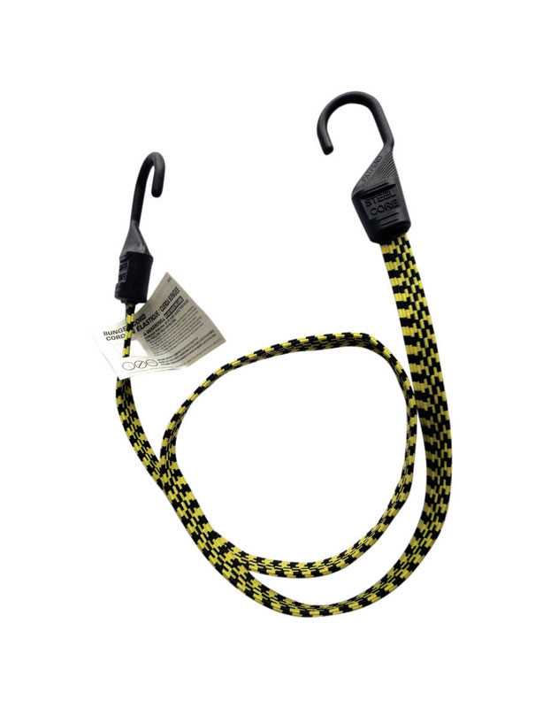 Keeper Ultra Multicolored Bungee Cord 48 in. L x 0.14 in. 1 pk