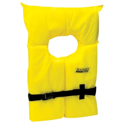 Yellow Adult Life Vest