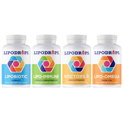 IMMUNO-PACK Support Health & Immune Response