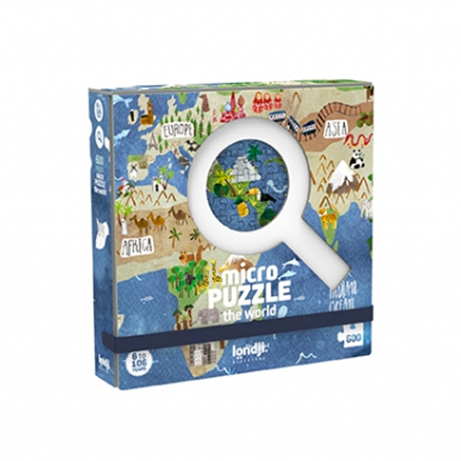 Micropuzzle World
