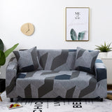Couch Slipcover - Printed Design