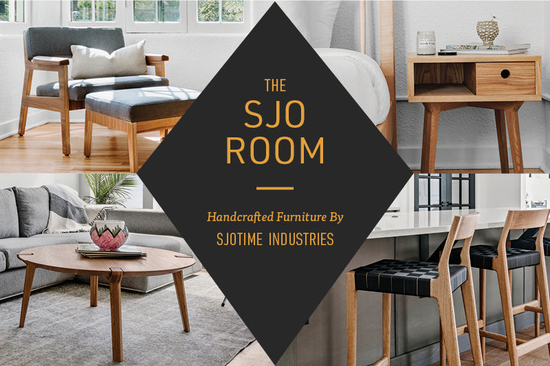 The Sjo Room, Handcrafted Furniture by Sjotime Industries