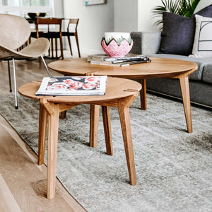 Notch Coffee Table