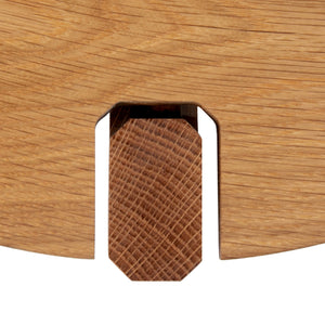 Notch Side Table