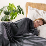 Premium Fleece Blanket for Bed and Couch -  All Season