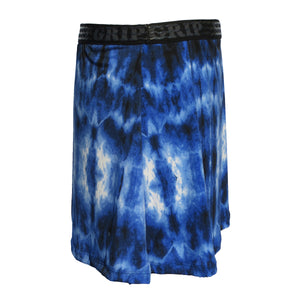 The Athletic Skirt - Blue Tie Dye