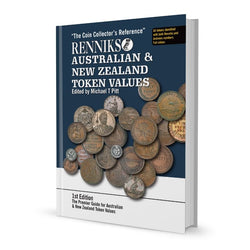 Renniks Australian & NZ Token Values 1st Edition