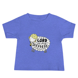 The Lord is My Shepherd - Baby Premium T-shirt