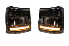Load image into Gallery viewer, CHEVROLET SILVERADO 1500 (16-18): XB LED Headlights