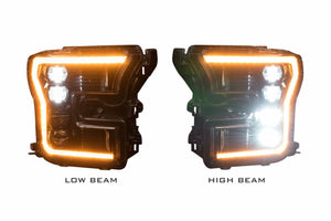 FORD RAPTOR (16-20): XB LED HEADLIGHTS