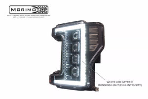 FORD SUPER DUTY (2017-2019): XB LED HEADLIGHTS