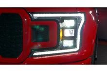 Load image into Gallery viewer, Ford F150 (18-20): XB Hybrid LED Headlights