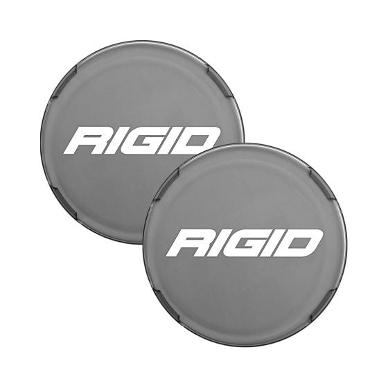 Rigid Industries 360-Series 4in Light Covers - Smoke (Pair)