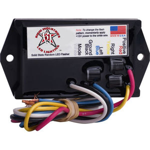 Rigid Industries 3 Amp LED Flasher - 2 Output - 24 Volt