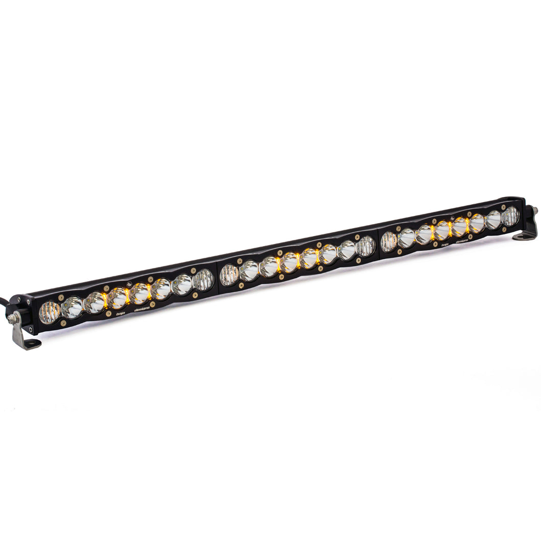 Baja Designs S8 Series Driving Combo Pattern 30in LED Light Bar - White Lens