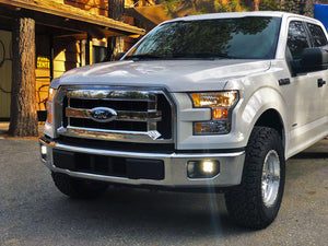 Baja Designs 15-17 Ford F-150 Fog Pocket Kit