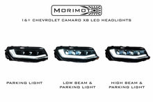 Load image into Gallery viewer, CHEVROLET CAMARO (16-18): MORIMOTO XB LED HEADLIGHTS