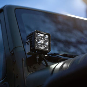 Rigid Industries Radiance Pod XL White Backlight - Pair