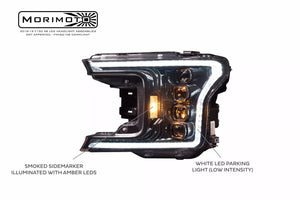 FORD F150 (18+): XB LED HEADLIGHTS Gen 2