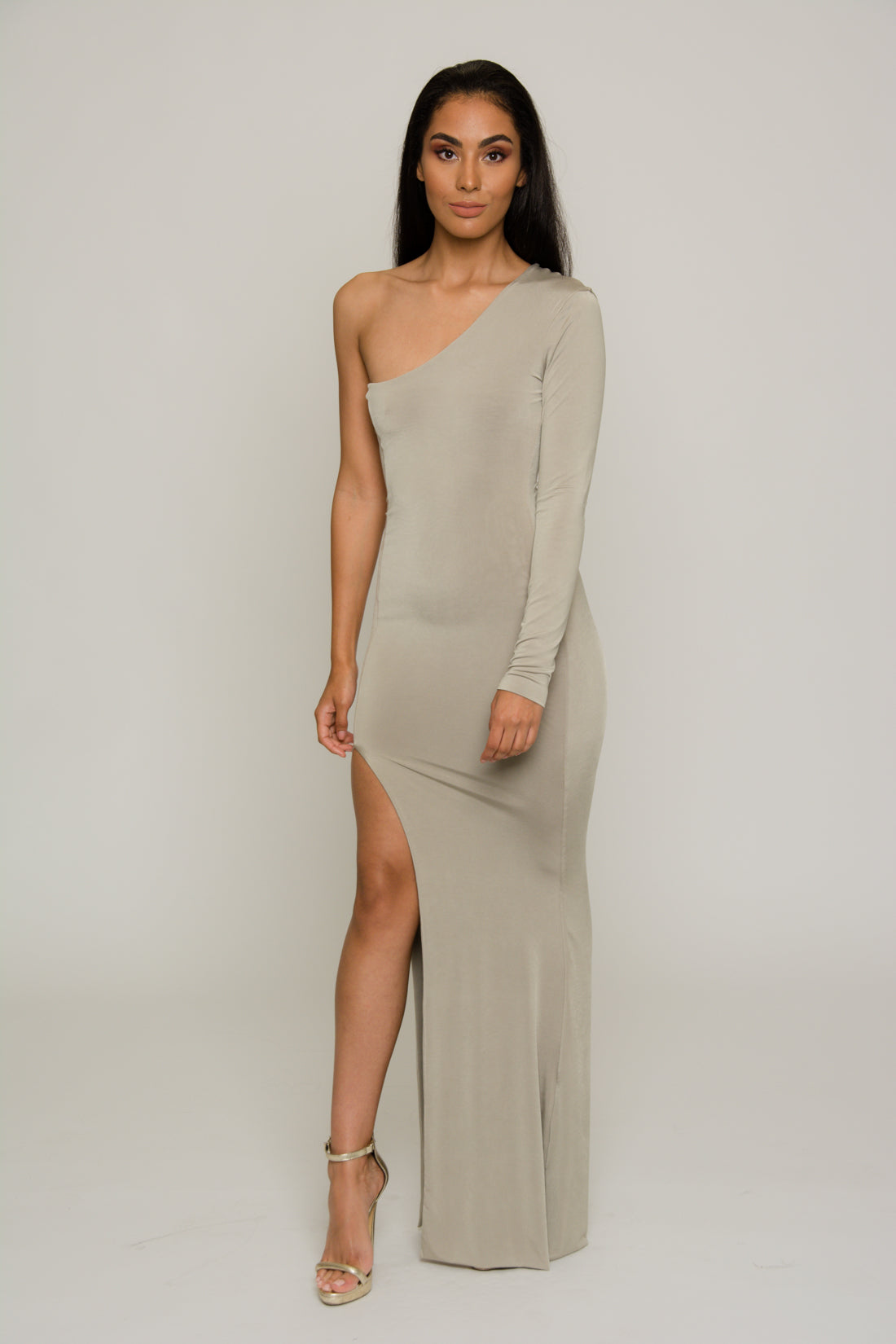 THE 'DIEM' DRESS (with split)
