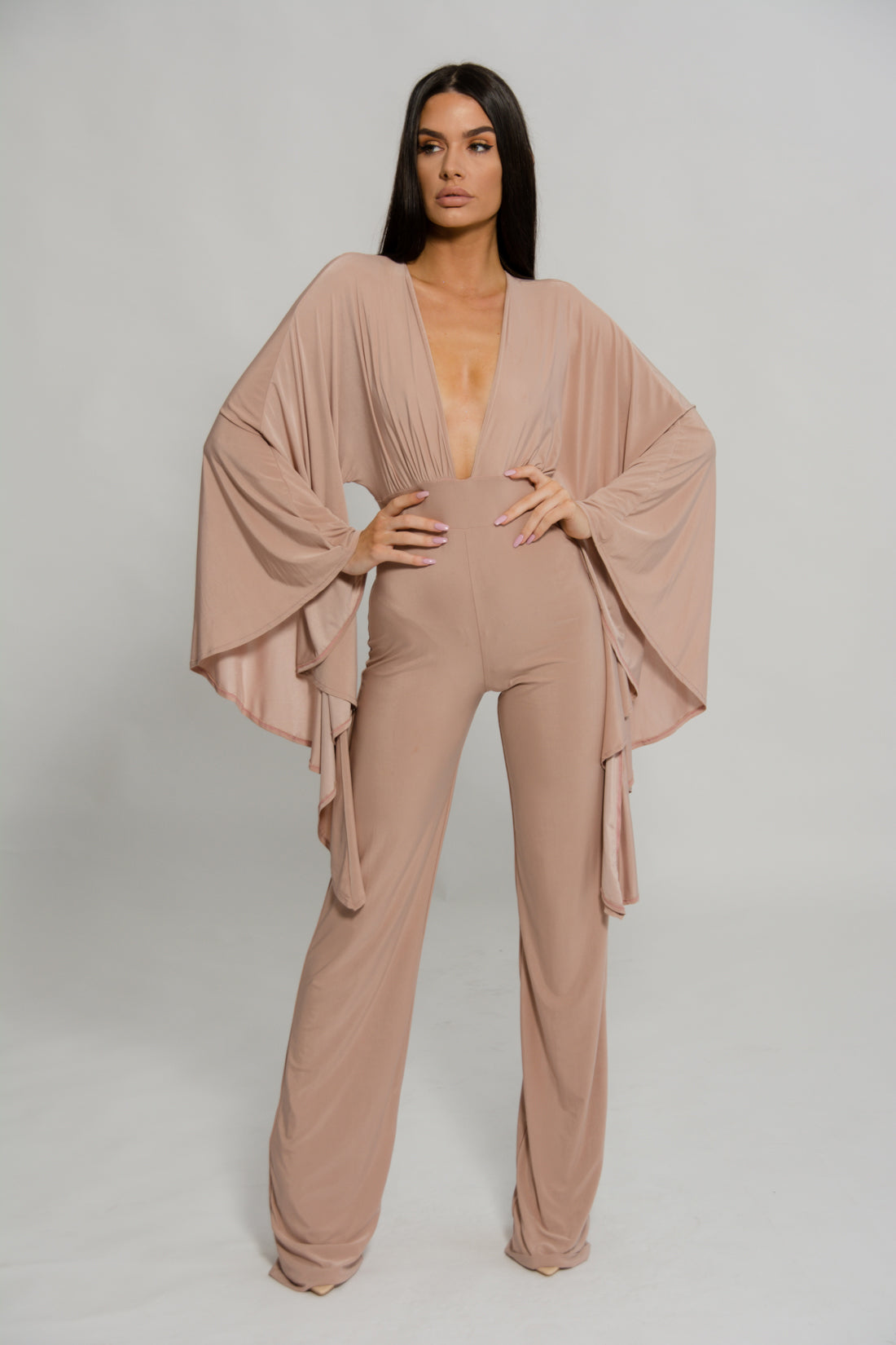 THE ISABELLA JUMPSUIT