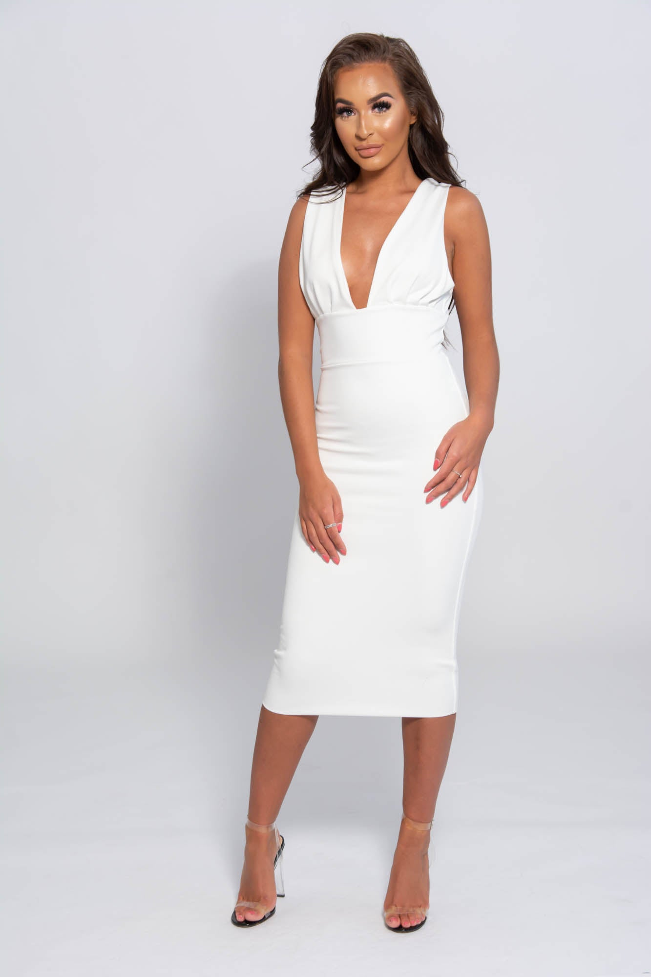 THE 'ALBANY' DRESS (MORE COLOURS AVAILABLE)